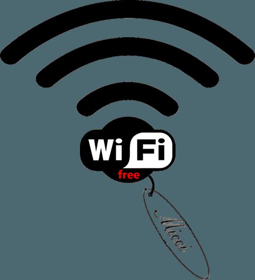 Trattoria Micci è wifi free zone