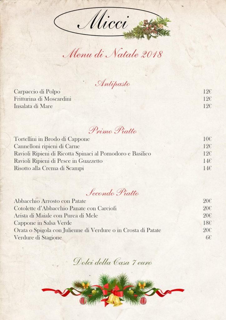 menu natale-2018-roma-centro-prati-trattoria-micci